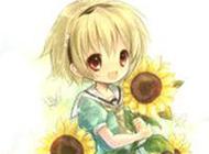 最新版萌萌的女生卡通头像图片