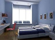 精美的简约卧室室内设计效果图