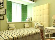 甜美可爱女生卧室榻榻米设计示例图