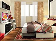 日式简约卧室装修效果图赏析