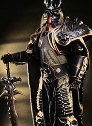 铠甲与剑系列国外cospla