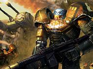 盔甲造型霸气高清游戏壁纸