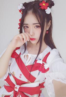 中国灵气美女千葉球球养眼Coser图片