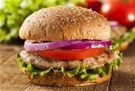 西餐图片 美味的西餐汉堡高清图片