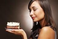 蛋糕图片 蛋糕和美女图片背景