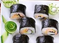 q寿司图片 海苔寿司图片