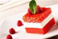 水果芝士蛋糕图片 水果味蛋糕图片