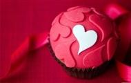 蛋糕图片 爱心形状的蛋糕高清图片素材