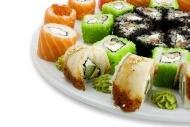 日本寿司卷图片 好吃的日本寿司高清图片下载