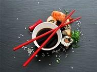 三文鱼紫菜寿司图片 三文鱼寿司摄影超清图片