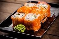炙烧三文鱼寿司图片 美味的三文鱼寿司素材精选图片