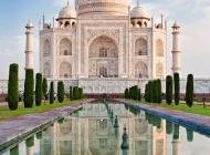 印度泰姬陵高清图片电脑桌面壁纸4