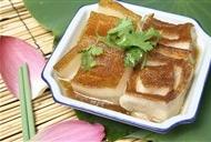 万字扣肉碗二中式菜品美食素材图片