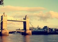 英国伦敦街道图片 英国伦敦塔桥图片壁纸