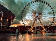 美丽夜景高清图片 美丽城市夜景高清壁纸图集