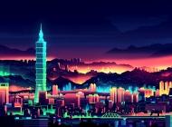 中国高原城市图片 魅力中国城市高清图片合集