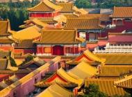 北京故宫雪景图片 北京故宫图片桌面壁纸
