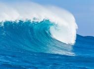 唯美海浪图片大全  海浪沙滩唯美风景壁纸