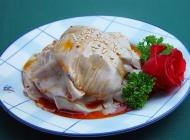 酸辣嫩腰片凉菜系列美食素材图片