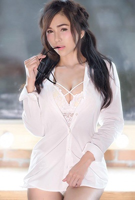 大胸美女模特Cawaii Kanom私房性感自拍照