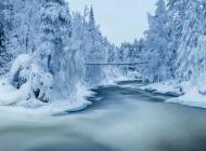 南疆风光雪景图片 精选好看的冬季自然风光雪景高清图片素材