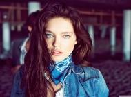 外国性感美女桌面壁纸 好看的外国性感美女时尚写真图片