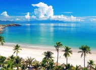 唯美高清海边风景图片 清新唯美海边自然风景护眼高清图集