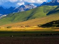 小高原图片 帕米尔高原自然风光图片高清