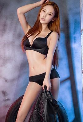 尤果网美女Wendy智秀内衣写真性感迷人