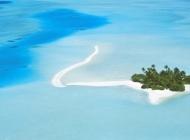 唯美度假小岛高清壁纸
