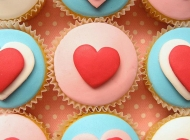 漂亮蛋糕图片 漂亮的草莓蛋糕