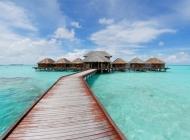 马尔代夫风景图片桌面壁纸下载