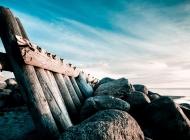 蓝色大海唯美风景壁纸