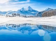雪景图片大全 冬天雪景高清壁纸