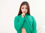 美媛馆嫩模Rose尹冰雅气质写真集iPad桌面壁纸