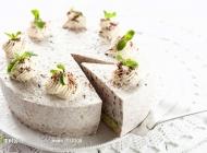白色蛋糕图片 三层白色婚礼蛋糕图片欣赏