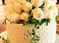 唯美蛋糕图片 唯美的生日蛋糕图片大全