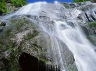 庐山瀑布图片电脑主题下载
