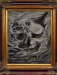 欧美骷髅纹身图片