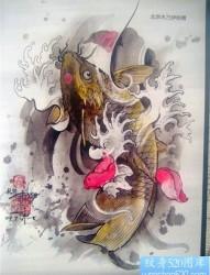 传统年鉴纹身手稿(74)