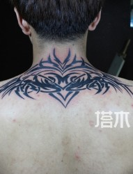 男士霸气图腾纹身
