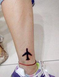 上海闵行华亭纹身店,小清新图案纹身
