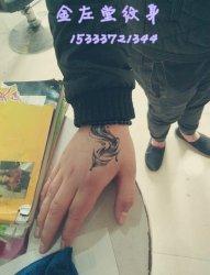 狐狸纹身 @#金左堂纹身#➹盖疤痕➹修改纹身