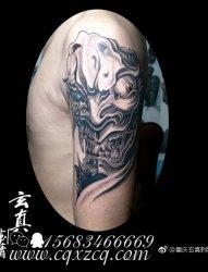 江北纹身-重庆纹身-专业纹身-般若纹身【玄真刺青】