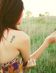 多款关于钥匙的素描创意个性纹身图案