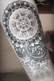 符号纹身 多款简单线条纹身素描符号纹身图案