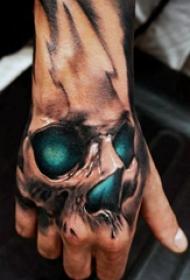 手臂纹身素材 多款素描纹身点刺技巧手臂线条纹身图案
