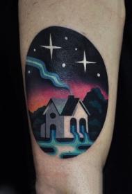创意纹身图片   风格百变的创意纹身图案