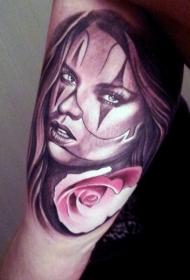 手臂上纹身图案   多款男生手臂上的创意纹身图案