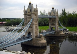 伦敦塔桥风景图片(15张)